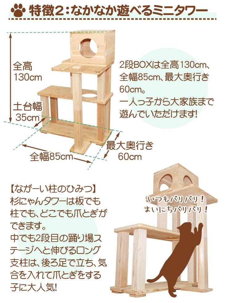 プレミアム2段BOXサイズ
